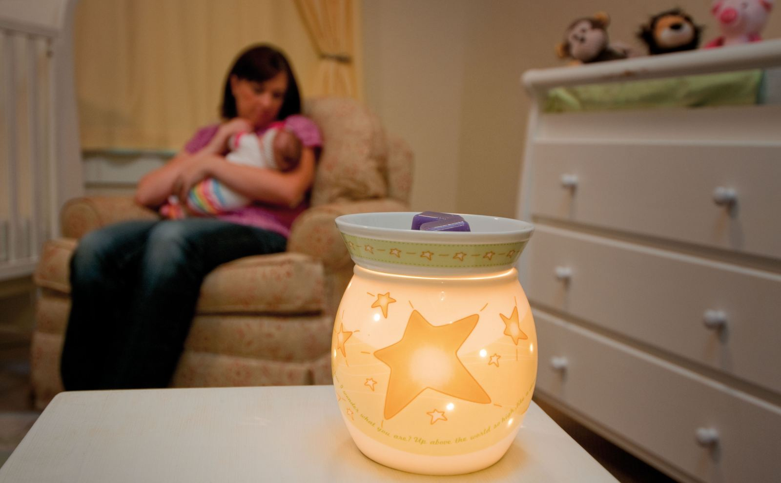 Le Little Star Scentsy Deluxe Nursery Warmer Part Of The Collection